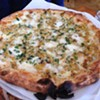 Crazy for Pazzo's Clam Pizza in San Carlos
