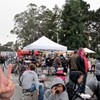 Groovin' to the Mellow Vibe at Off the Grid Upper Haight