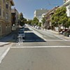 Pedestrian Hit By a Vehicle in Hayes Valley