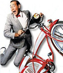 Pee Wee isn't the only one who has a good bike story