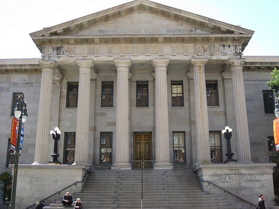 Peek inside the Old Mint on December 7. - SAN FRANCISCO MUSEUM & HISTORICAL SOCIETY