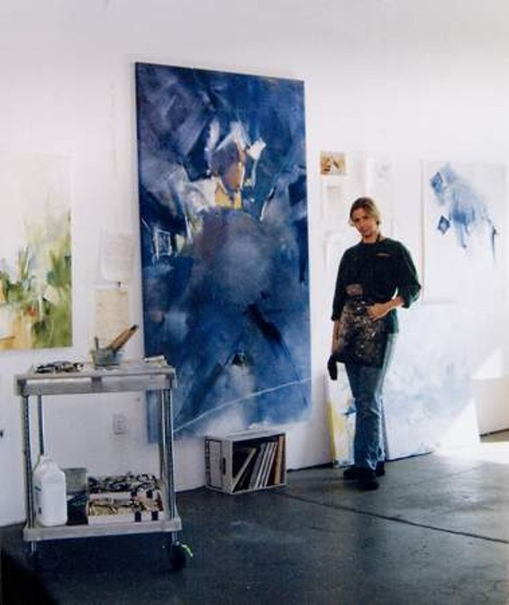 Peggy Gyulai at work - COURTESY OF PEGGY GYULAI