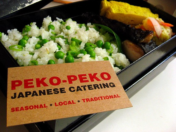 Peko-Peko is one of the vendors lined up for the weekly street-food night market. - _E.T./FLICKR