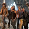 """Percy Jackson: Sea of Monsters"": The Continuing Adventures of (a) God's Son"