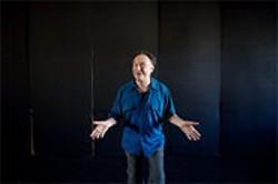 "JEN SISKA - Performer John O'Keefe considers poet Walt Whitman an ""original gangster."""
