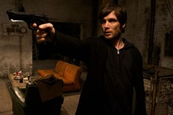 Perrier's Bounty: Cillian Murphy has four hours to pay back a drug kingpin.