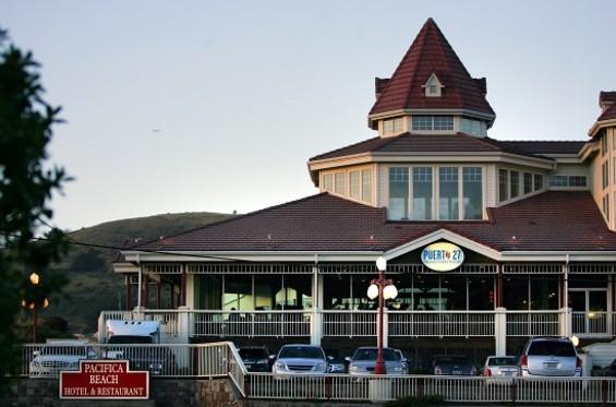 Peruvian restaurant Puerto 27 is now open in Pacifica. - MIKE KOOZMIN
