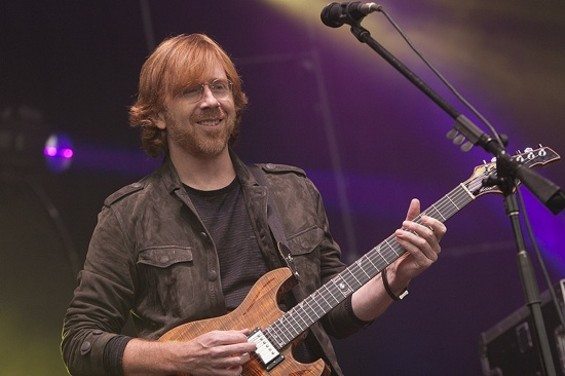 Phish at Outside Lands - CHRISTOPHER VICTORIO