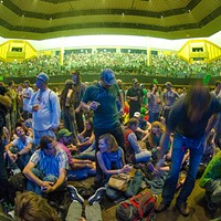 Phish @ Bill Graham Civic Auditorium