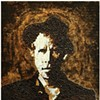 Photo: A Tom Waits Portrait Made from Coffee and Cigarettes