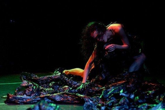 Photo of Daiane Lopes da Silva in en-GULF-ed by Weidong Yang
