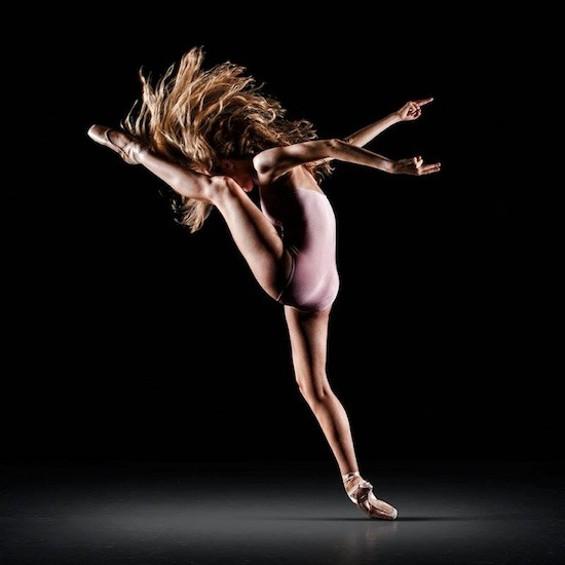 Photo of Maggie Ellington by Richard Calmes