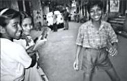 AVIJIT - Picture This: Filmmaker Zana Briski gave cameras to - the children of Calcutta's prostitutes.