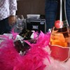 Pink Out! with Rose Wine at Butterfly