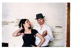 PJ Harvey and John Parish get raw.