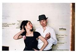 PJ Harvey and John Parish get raw.