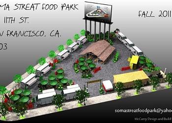 SoMa Food-Truck Pod Breaks Ground This Week