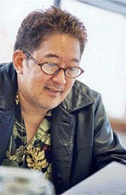 KEVIN  BERNE - Playwright Philip Kan Gotanda.