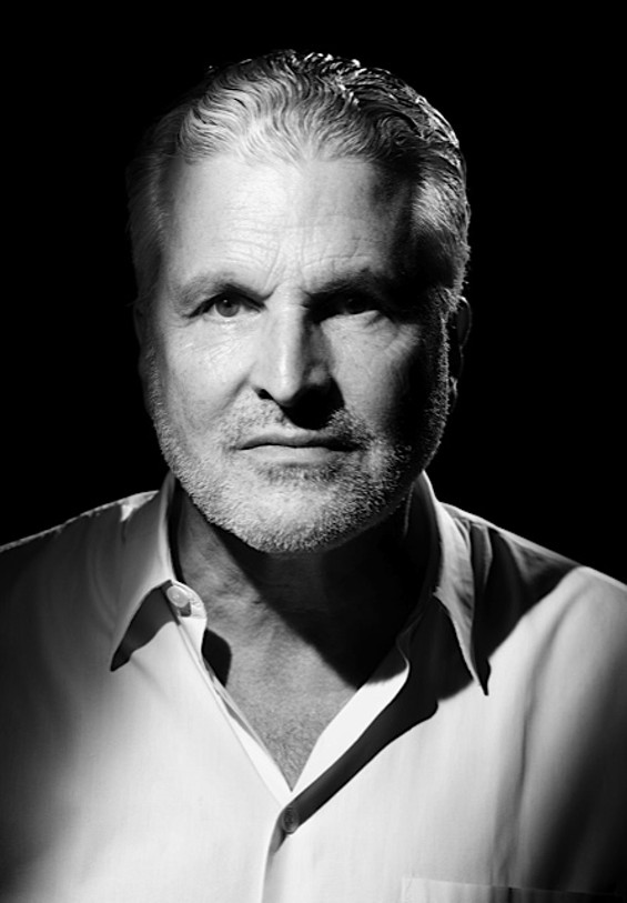Poet and librettist J.D. McClatchy - GEOFF SPEAR