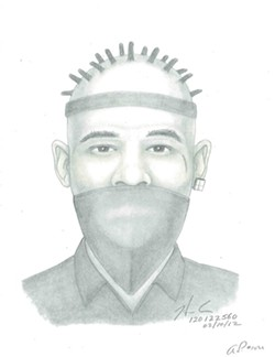 Police are looking for this dude
