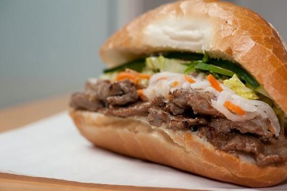 Pork roll from Hiyaaa! - ALBERT LAW