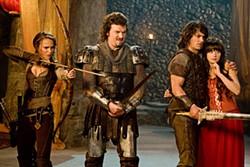 Portman, McBride, Franco, and Deschanel seek vengeance.