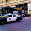 Possible Explosive Found in Financial District, Bank of America Building Evacuated