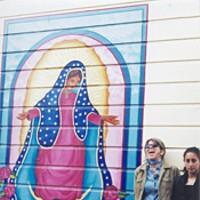 Precita Eyes Mission Trail Mural Walks