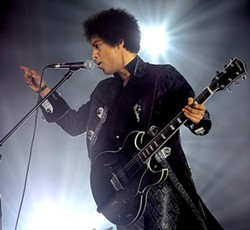 Prince decimated DNA Lounge