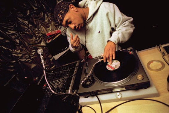 Prince Paul plays 45 Live this Friday.
