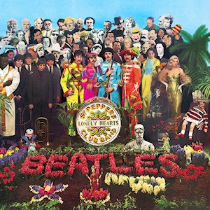 Probably shouldn't forget Sgt. Pepper's