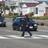 Psst to Glen Park Drivers! Those Aren't Real Pedestrians, It's a Police Sting!