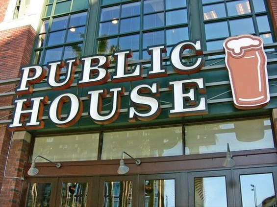 Public House is the rare place offering World Series food specials ― some of them geared toward Rangers fans. - CHUCK L./YELP