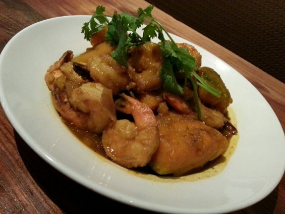 Pumpkin Shrimp, Burma Superstar