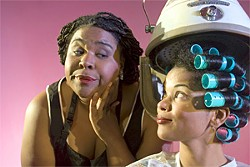 RALPH GRANICH - Queenie Pie is a musical homage to a Harlem cosmetician who became one of the first female millionaires.