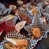 Cajun Throwdown at Queen's Louisiana Po-Boy Cafe