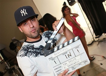 Tha Razor is the go-to director for Bay Area rap videos