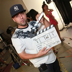 R54 PHOTOGRAPHY - Ramin Wahab has become the go-to director for local rap videos.