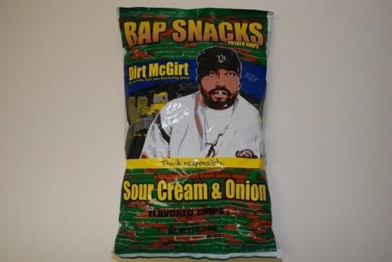 Rap snacks!