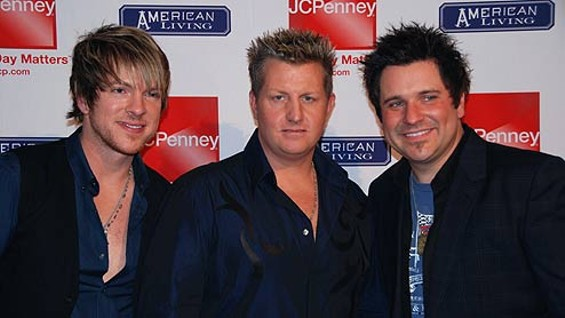 Rascal Flatts or a heartland radio station's morning zoo? - EXECUTIVE VISIONS, INC.