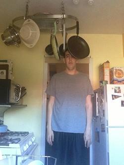 Really tall