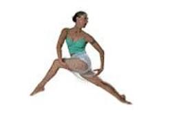 LIZ  PAYNE - Rebecca Pappas' dancer Ariel - Cohen.