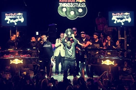 Red Bull contest winnerGoldenchyld