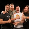 Old Dogs, Alpha Dogs: With Brutal Riffs and Silly Videos, Red Fang Leads the Stoner-Rock Pack