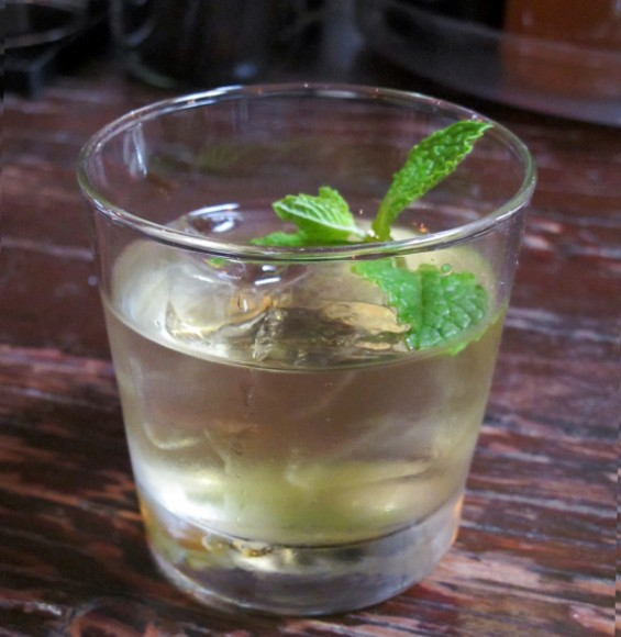 Reenergize yourself with a Nine Volt cocktail - LOU BUSTAMANTE