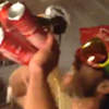 Relive Last Night's Giants Win by Re-Watching Madison Bumgarner's Budweiser/Champagne Chug