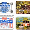 Fast Passes of the Past: A Look at the Bygone Muni Card Art