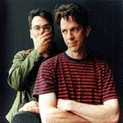 C. TAYLOR CROTHERS - Renaissance men John Flansburgh (left) - and John Linnell.