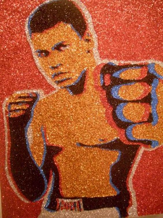 Rene Garcia Jr.'s Ali