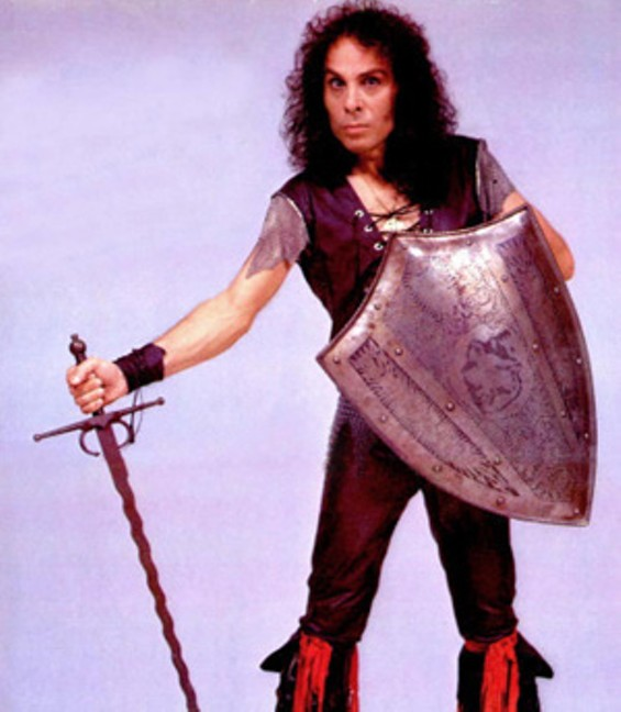 Rennaisance Man: Ronnie James Dio